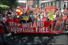 Keep Ireland abortion-free