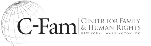 C-Fam. Center for Family & Human Rights