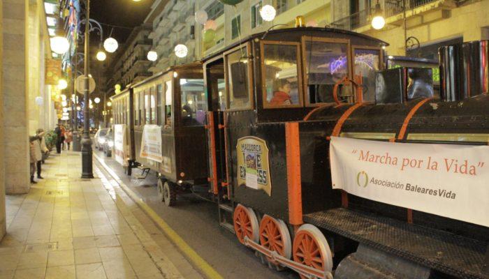 Tren Por La Vida 2013