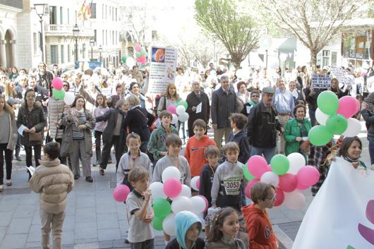 Marcha Por La Vida 2014