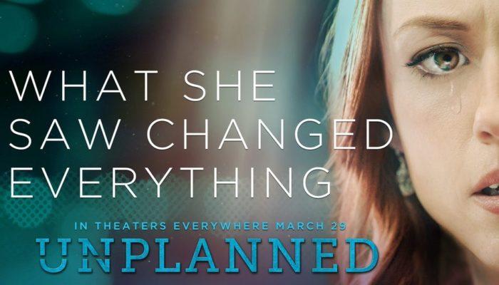 Se Estrenará En Cines Españoles «Unplanned», Película A Favor De La Vida