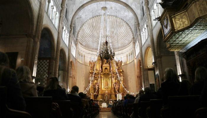 Iglesia De San Nicolás, Palma